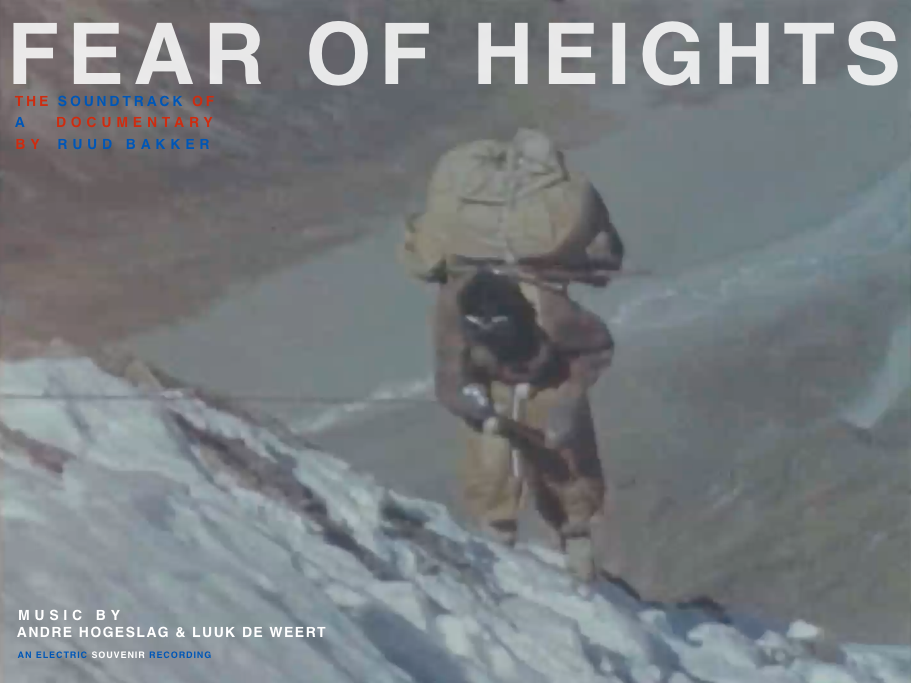 1 FEAR OF HEIGHTS THE SOUNDTRACK FRONT